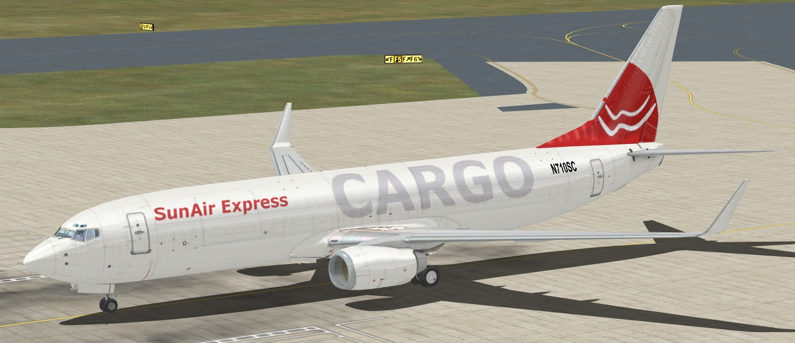 SunAir Express Virtual Airlines - File Library